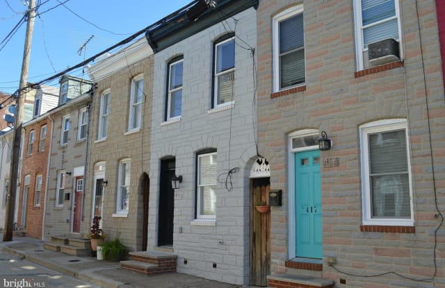 415 S DURHAM STREET - 415 South Durham Street, Baltimore, MD 21231
