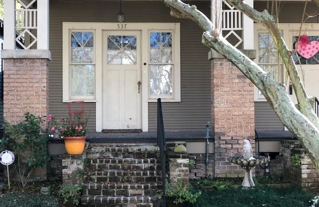 537 HENRY CLAY Avenue - 537 Henry Clay Avenue, New Orleans, LA 70118