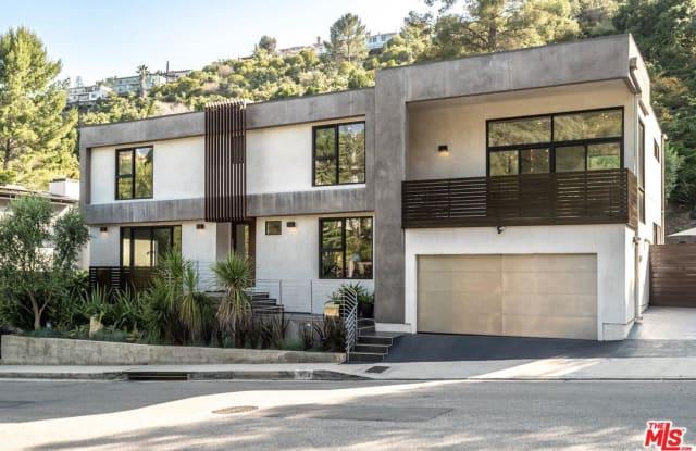 7600 WILLOW GLEN Road - 7600 Willow Glen Road, Los Angeles, CA 90046