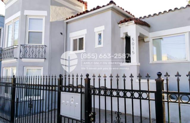 5015 Melrose Ave Unit C Unit C - 5015 Melrose Avenue, Oakland, CA 94601