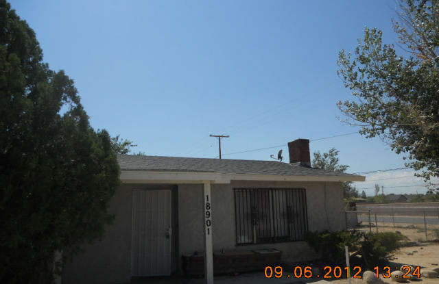 18901 Vine St - 18901 Vine Street, Hesperia, CA 92345