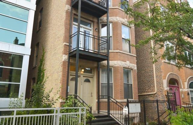 1508 West CORTEZ Street - 1508 West Cortez Street, Chicago, IL 60642