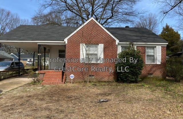 3672 Maid Marian Ln - 3672 Maid Marian Lane, Memphis, TN 38111