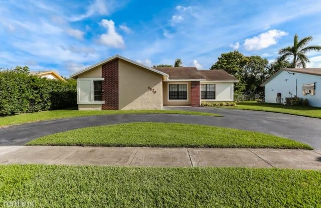 8594 NW 3rd St - 8594 Northwest 3rd Street, Pembroke Pines, FL 33024