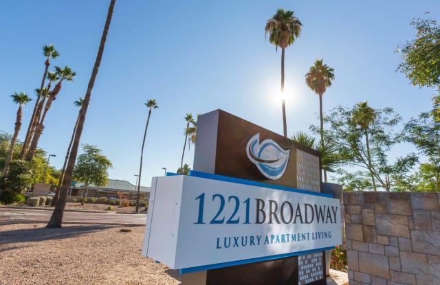 1221 Broadway - 1221 E Broadway Rd, Tempe, AZ 85282