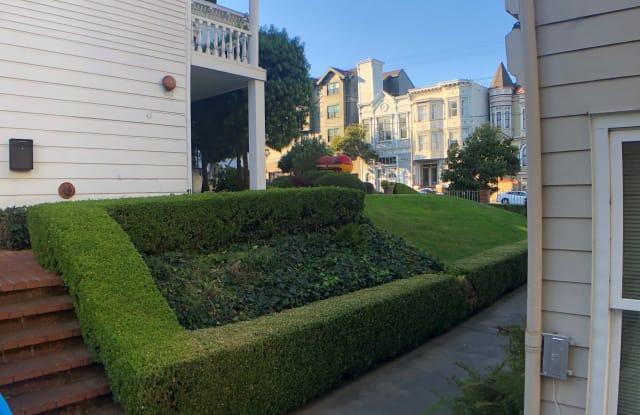 1107 Oak Street - 1107 Oak Street, San Francisco, CA 94117