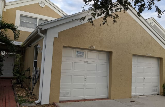 1325 NW 124th Ave - 1325 Northwest 124th Avenue, Pembroke Pines, FL 33026