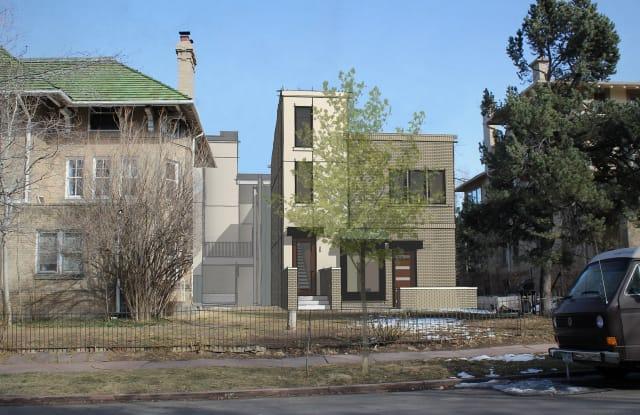 Mullen Flats - 854 N Emerson Street, Denver, CO 80218