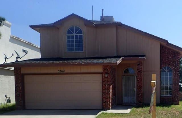 3564 CACHET - 3564 Cachet Place, El Paso, TX 79936