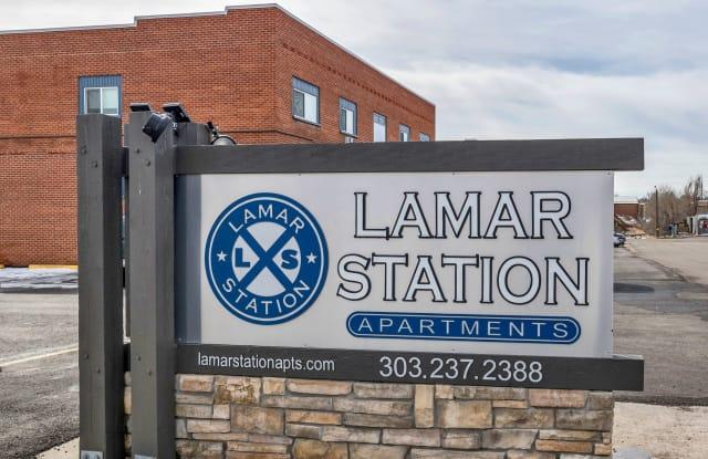 Lamar Station - 1450 Lamar St, Lakewood, CO 80214