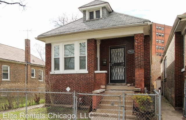 7922 S. East End Ave. - 7922 South East End Avenue, Chicago, IL 60617