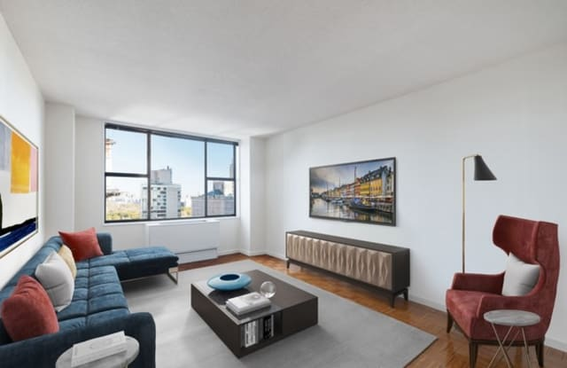 Carnegie Mews - 211 West 56th Street, New York, NY 10106
