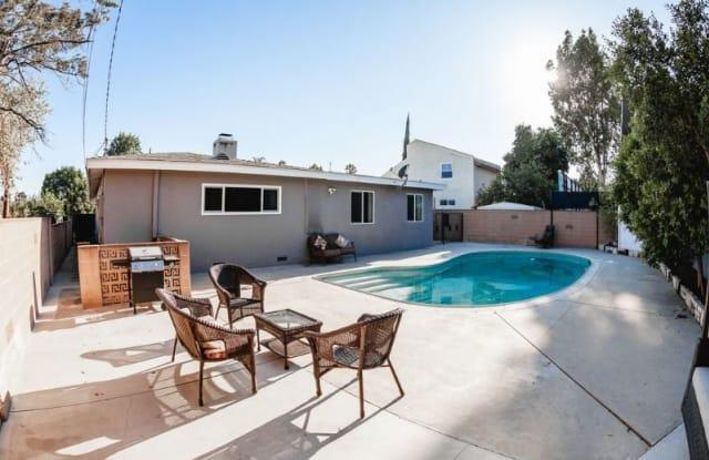 7136 Matilija Ave MAIN HOME - 7136 Matilija Avenue, Los Angeles, CA 91405