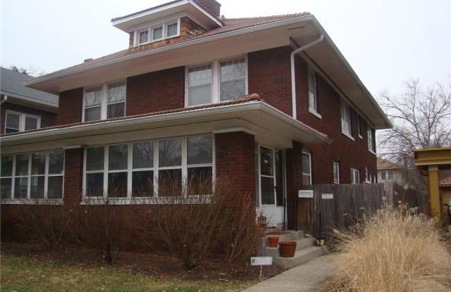 4033 Central Avenue - 4033 Central Avenue, Indianapolis, IN 46205