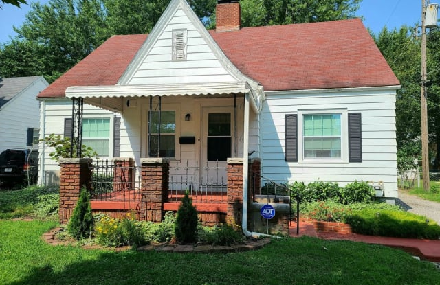 1815 S Florence - 1815 South Florence Avenue, Springfield, MO 65807