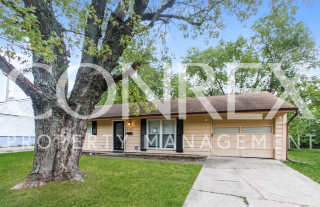 4107 Biscayne Road - 4107 Biscayne Road, Indianapolis, IN 46226