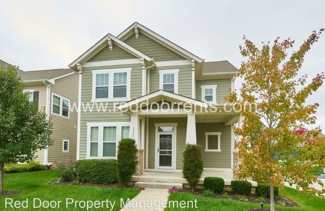 5944 Aldridge Dr - 5944 Aldridge Drive, Whitestown, IN 46075