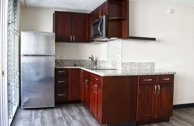 Waikiki Walina Apartment Homes - 441 Walina St, Honolulu, HI 96815