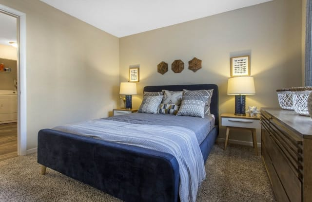 Magnolia Terrace Apartment Homes - 8301 Paces Oaks Blvd, Charlotte, NC 28213