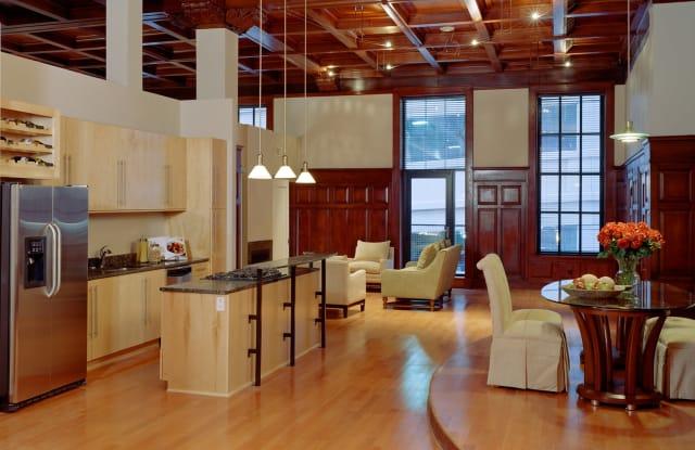Lofts at OPOP - 911 Locust Street, St. Louis, MO 63101