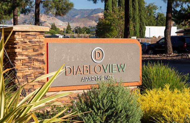 Diablo View - 4265 Clayton Rd, Concord, CA 94521
