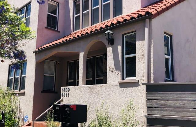 4809 Dockweiler St - 4809 Dockweiler Street, Los Angeles, CA 90019