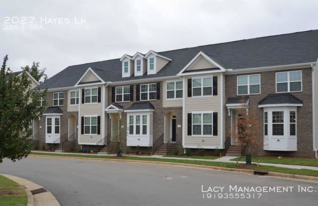 2027 Hayes Ln - 2027 Hayes Lane, Holly Springs, NC 27540