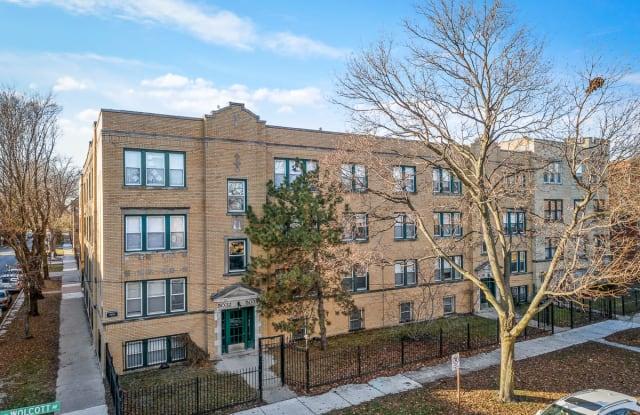 Wolcott & Winnemac - 5032 N Wolcott Ave, Chicago, IL 60640