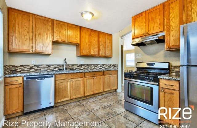 1128 Dalton Ave - 1128 Dalton Avenue, Salt Lake City, UT 84104