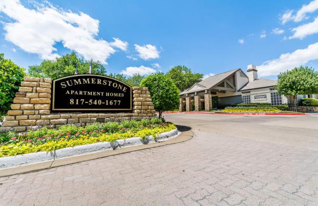 Summerstone Apartment Homes - 2301 L Don Dodson Dr, Bedford, TX 76095