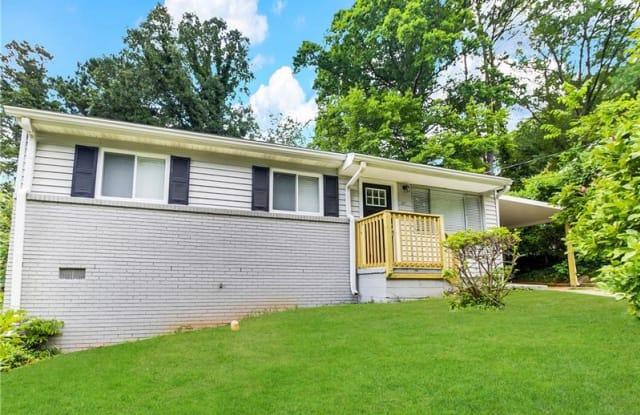 2377 Arno Court NW - 2377 Arno Court Northwest, Atlanta, GA 30318