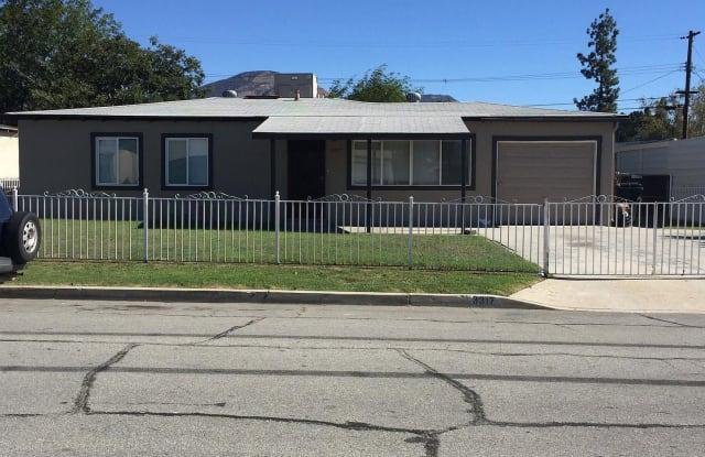 3317 Alameda ct - 3317 N Alameda Ave, San Bernardino County, CA 92404