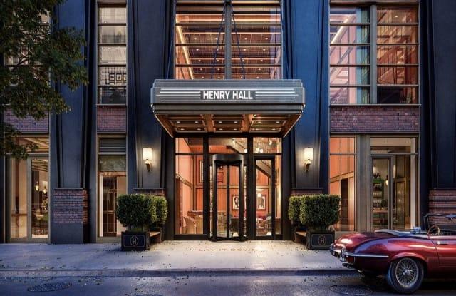 Henry Hall - 515 West 38th Street, New York, NY 10018