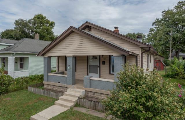 1529 Dawson Street - 1529 Dawson Street, Indianapolis, IN 46203