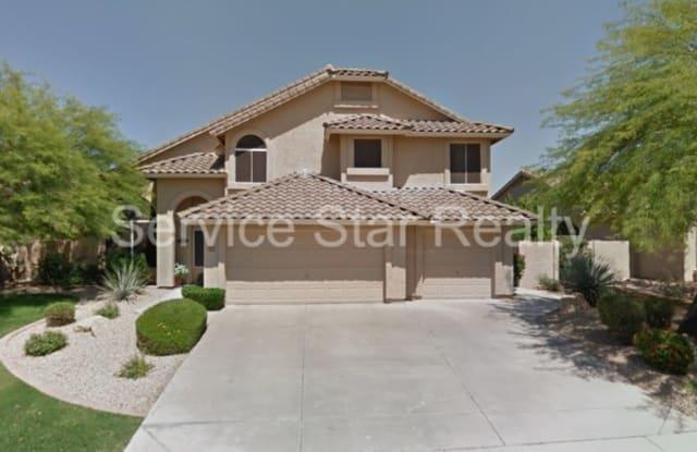 3845 N Kings Peak - 3845 North Kings Peak, Mesa, AZ 85215