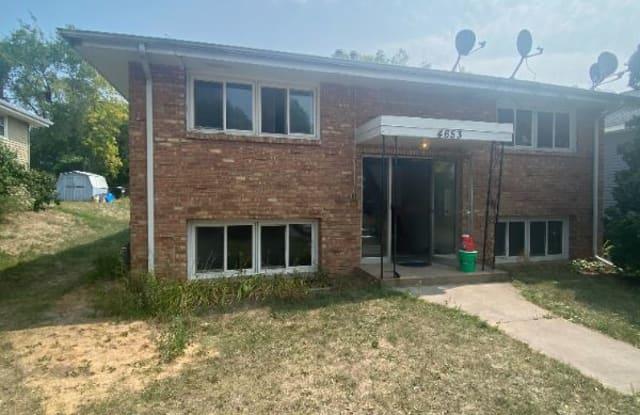 4653 Tyler St NE - 4653 Tyler Street Northeast, Columbia Heights, MN 55421