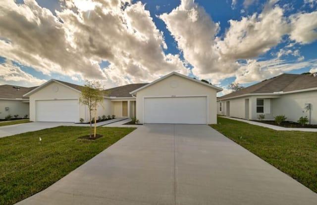9042 Aegean Circle - 9042 Aegean Circle, Lehigh Acres, FL 33936