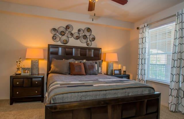 Nickel Creek Apartments - 7805 S Union Ave, Tulsa, OK 74132