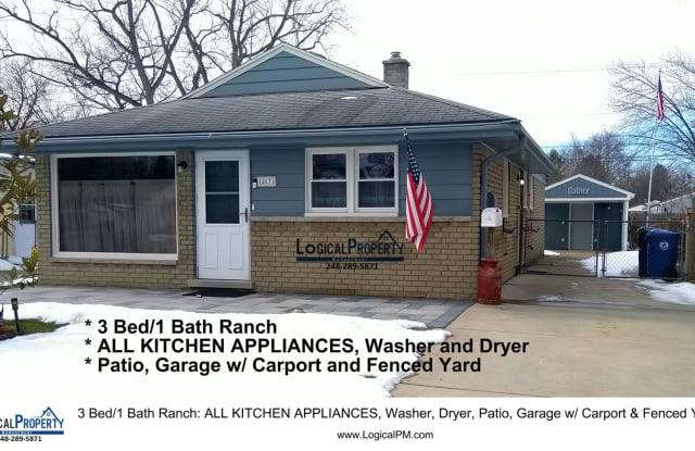 18671 Wakenden - 18671 Wakenden, Wayne County, MI 48240