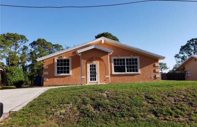 4008 3rd ST W - 4008 3rd Street West, Lehigh Acres, FL 33971