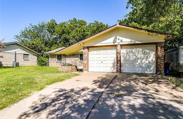 245 NE Craig Street - 245 Northeast Craig Street, Burleson, TX 76028