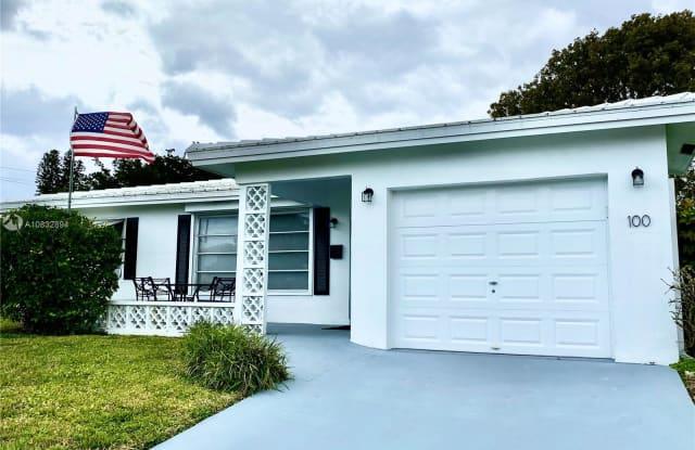 100 NW 27th St - 100 Northwest 27th Street, Pompano Beach, FL 33064