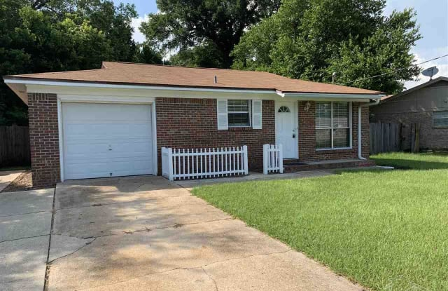 5128 TEAKWOOD DR - 5128 Teakwood Drive, West Pensacola, FL 32506
