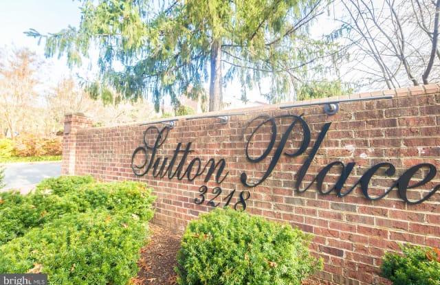 3207 SUTTON PLACE NW - 3207 Sutton Place Northwest, Washington, DC 20016