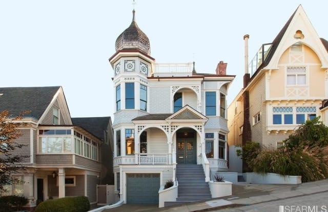 1450 Masonic Avenue - 1450 Masonic Avenue, San Francisco, CA 94117