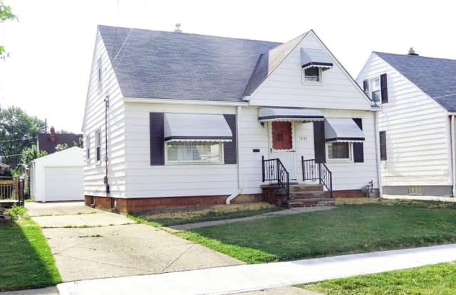 1531 Mapledale Road - 1531 Mapledale Road, Wickliffe, OH 44092