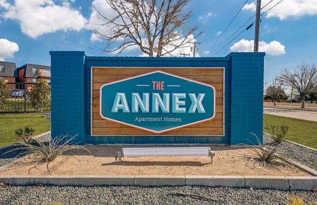 The Annex - 4709 Samuell Blvd, Mesquite, TX 75149
