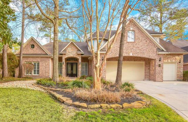 58 Glentrace Circle - 58 Glentrace Circle, The Woodlands, TX 77382