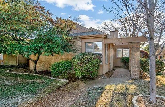 4439 Rosser Square - 4439 Rosser Square, Dallas, TX 75244