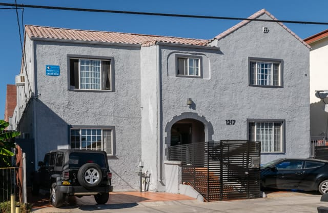 1217 North Berendo - 1217 N. Berendo Street, Los Angeles, CA 90029